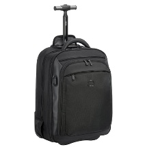 SAC A DOS TROLLEY EXTENSIBLE 2 CPTS - PROTECTION PC 17,3''